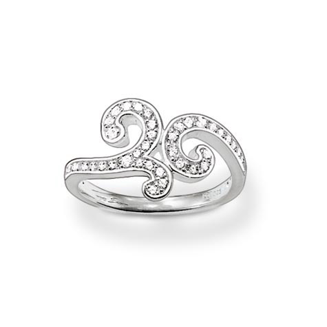 Thomas Sabo Ring TR1953-051-14-54