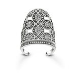 Thomas Sabo Nail Ring (nur in Gr. 46) TR2094-643-14-46